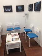 Feel Fit Massage Therapy Clinic Waiting Room